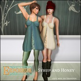 {.:exposeur:.} Syrup and Honey