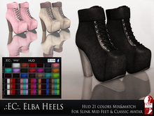 %.:EC:. Package Elba Heels (wear me)
