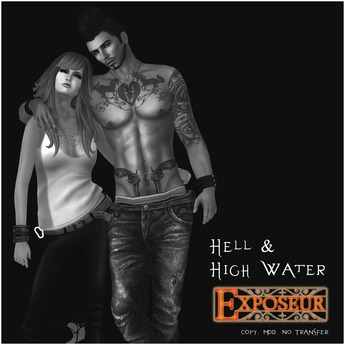 {.:exposeur:.} Hell & High Water