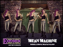 {.:exposeur:.} Mean Machine