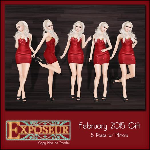 Exposeur - February 2015 Gift - Singles