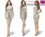 MI960345 MI Women's Business Cardigan Outfit