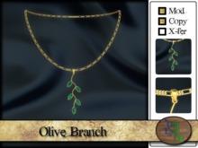 >^OeC^ Olive Branch