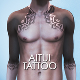 *NEW* AITUI TATTOO - Adinkra (Appliers Included)