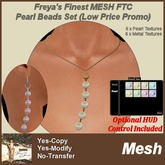 Freya's Finest MESH FTC Pearl Beads LPP - Low Price Promo