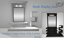 Mue Mesh Display Unit