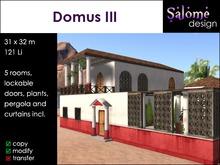 Domus III - Roman Mesh Villa