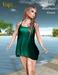 Babele Fashion :: Camilla Minidress Green