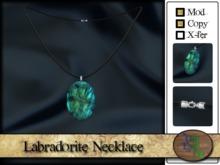>^OeC^< Elite - Labradorite Necklace (box)