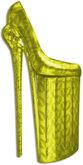 """B.I.P"" Lip Service High Heels (Yellow)"