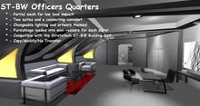 ST-BW Building Set, Officers Quarters Module