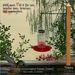 hanaya  cottage humming bird feeder