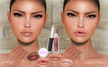 Pink Acid & TMP Natural Glossy Lips 4 Pack <3