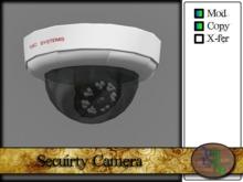 >^OeC^< Security Camera (crate)