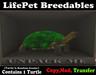 Starter turtle green
