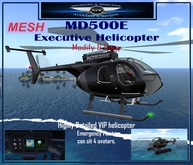 MD500E VIP Helicopter