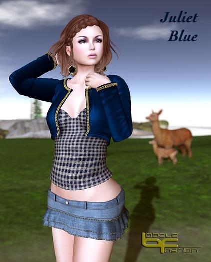 Babele Fashion :: Juliet Blue
