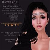 [Keystone] L'Thia's Coins Headpiece