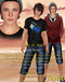 Body & Soul - Complete Avatar - Teen Series - Taylor