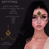 .Keystone. Celeste Facechains