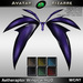 AB Aetheraptor Wings With Color HUD