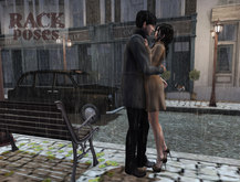 RACK Poses  - Kiss Me In The Rain