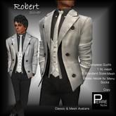 PierreStyles suit ROBERT SILVER