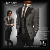 PierreStyles suit ROBERT CHECKS