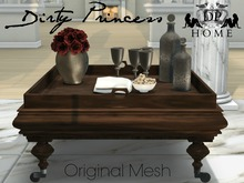 **Dirty Princess**- High Society Princess Mesh Cocktail Table