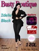 Busty Boutique Idelia black