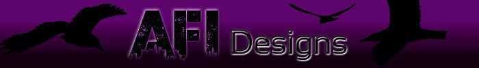Afi designs purple banner for mp
