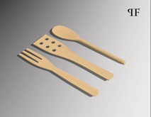 Cooking spoons 001