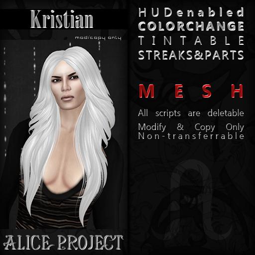Alice Project - Kristian - Monotone