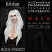 Alice Project - Kristian - Natural Red