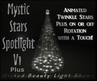 Mystic Star Spotlight V1 plus