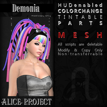 Alice Project - Demonia - Naturals