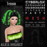 Alice Project - Venom - Blonde