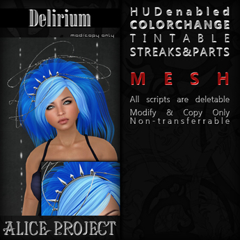 Alice Project - Delirium - Monotone