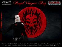 Gaagii - Vampire Skull Rug V1