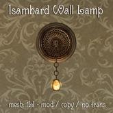 Domicile: Isambard Mesh Wall Lamp (1LI)