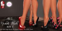 %.:EC:. Bag Nevada Heels Kit 2 [ For Slink High Feet ]