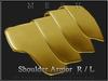 T-3D Creations [ Shoulder Armor 003 R / L ]  Micro MESH - Full Perm -