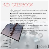 MD Guestbook