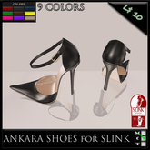CR10 - ANKARA FOR SLINK HIGH - 9 COLORS HUD