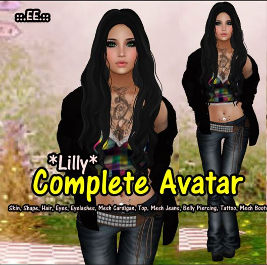 ::.EE.:: Complete Avatar *Lilly*