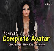 ::.EE.:: Complete Avatar *Chaya*