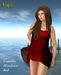 Babele Fashion :: Camilla Minidress Red