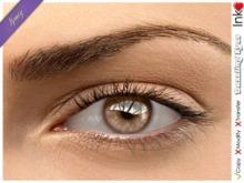 * Inkheart * - Dazzling Eyes - Honey (3 Sizes Sys + Mesh)