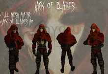 Jack of Blades !Abyss Designs!