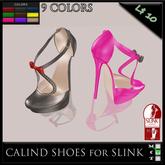 CR10 - CALIND FOR SLINK HIGH - 9 COLORS HUD